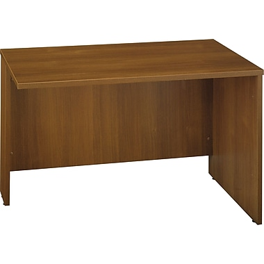 Bush Westfield 48in. Return/Bridge, Warm Oak