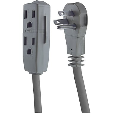 GE Grounded Office Extension Cords