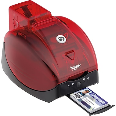 Badgy the Plastic Card Printer by Evolis