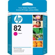 HP 82 Magenta Ink Cartridge (CH567A), 28ml