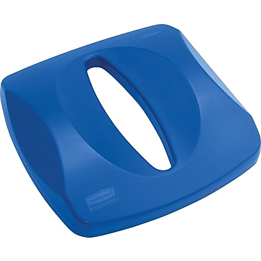 Rubbermaid® Lid, Blue, Square