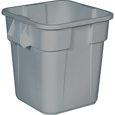Rubbermaid Square Brute® Container, 28 gal.