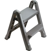 Rubbermaid® 2 Step Folding Step Stool