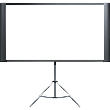 Epson Duet 80in. Diagonal Portable Tripod Projector Screen