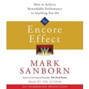 The Encore Effect CD