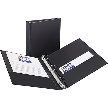 Avery Economy 1.5-Inch Round Ring Nonview Binder, Multiple Colors (3401)