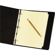 Avery Write On™Tab Dividers,  8-Tab, Buff