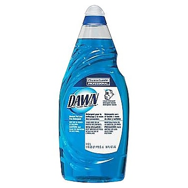 Dawn Dishwashing Liquid, 38 oz.