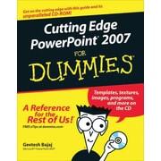 Cutting Edge PowerPoint 2007 For Dummies