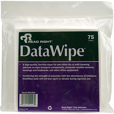 DataWipe Multipurpose Cleaning Wipes