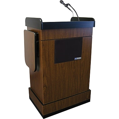 Amplivox Multimedia Computer Lectern with Sound System (MH)