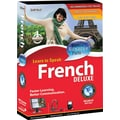 Individual Software Learn To Speak French Deluxe 10 for Windows (1-User) [Boxed]
