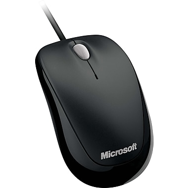 Microsoft Compact Optical Mouse 500 (black)