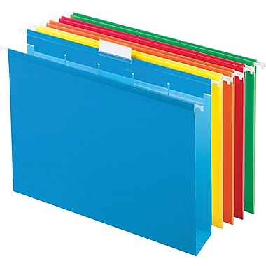 Pendaflex® Ready-Tab® Extra-Capacity Box-Bottom Hanging File Folders