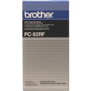 Brother PC-92RF Fax Refill Rolls, 2/Pack