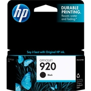 HP 920 Black Ink Cartridge (CD971AN)