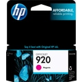 HP 920 Magenta Ink Cartridge (CH635AN)