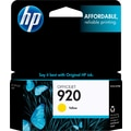 HP 920 Yellow Ink Cartridge (CH636AN)