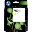 HP 940XL Yellow Ink Cartridge (C4909AN), High Yield