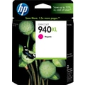 HP 940XL Magenta Ink Cartridge (C4908AN), High Yield