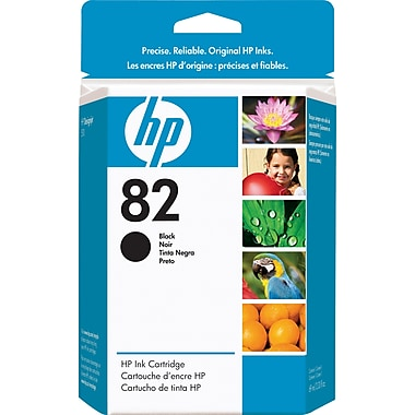 HP 82 Black Ink Cartridge 69 Mil (CH565A)