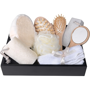 Nine-Piece Spa Set