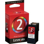 Lexmark 2 Color Ink Cartridge (18C0190)