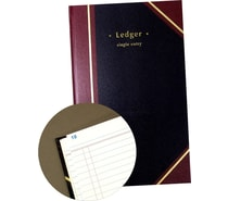 Ledger Books & Forms