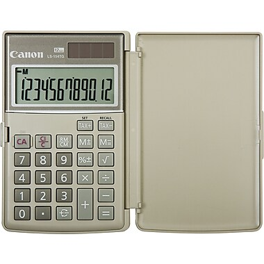 Canon® LS-154TG Handheld Calculator