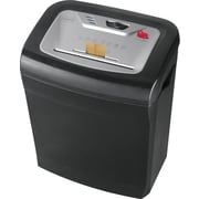 Staples 8-Sheet Cross-Cut Extended-Run Time Shredder with Lockout Key
