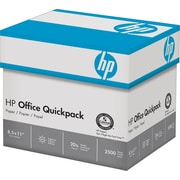 "HP Office QuickPack™, 8 1/2"" x 11"", Half Case"