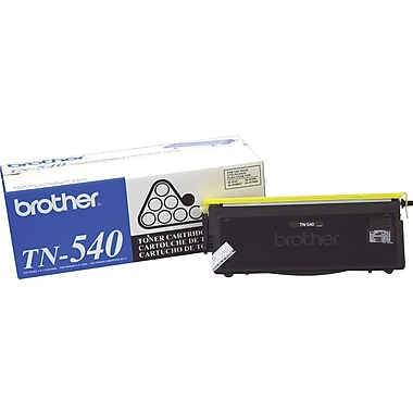 Brother TN-540 Black Toner Cartridge