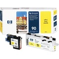 HP 90 Yellow Printhead and Cleaner (C5057A)