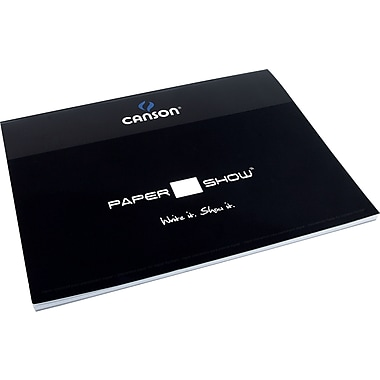 Canson PAPERSHOW 8.5in. x 11in. Interactive Notepad