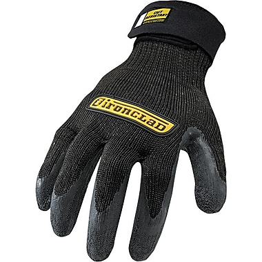Ironclad® Cut Resistant Stainless Steel/Nylon-Mesh Gloves, Medium, Black