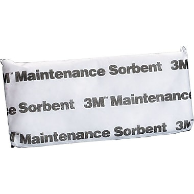 3M™ Maintenance Sorbent Pillow, 16/Pack