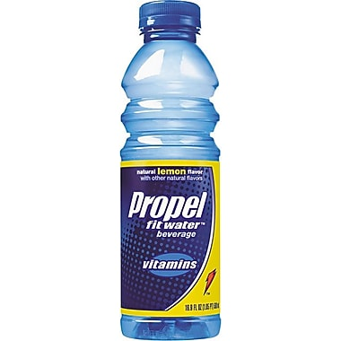 Propel Fit Water™ Lemon Flavored Water, 16.7 oz., 24/Case
