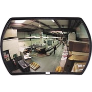 "60 degree Convex Security Mirror, 24"" w x 15"" h"