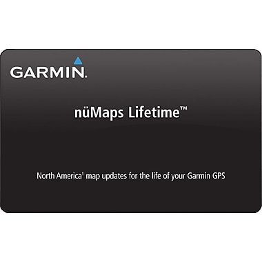 Garmin nuMaps Lifetime™ North America Map Update