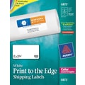 Avery® Color Printing Matte White Laser Address Labels