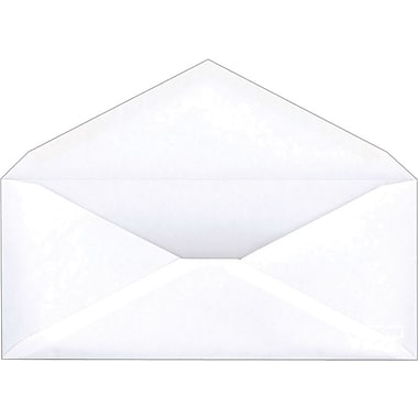 Staples® #9, Standard Business Gummed Envelopes, 500/Box