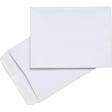 Staples Gummed Flap Catalog Envelopes, 9