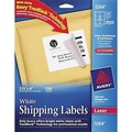 Avery 5264 White Laser Shipping Labels with TrueBlock™, 3-1/3in. x 4in., 150/Box