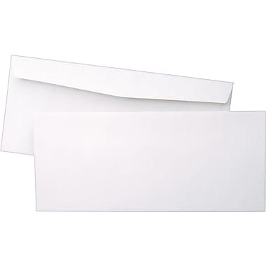 Quality Park™ Park Ridge™ #10, Embossed Executive Gummed Envelopes, 500/Box
