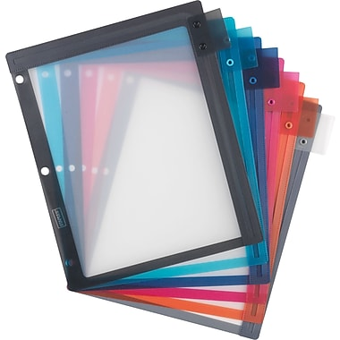 Staples® Better™ dividers with Sliding Tabs