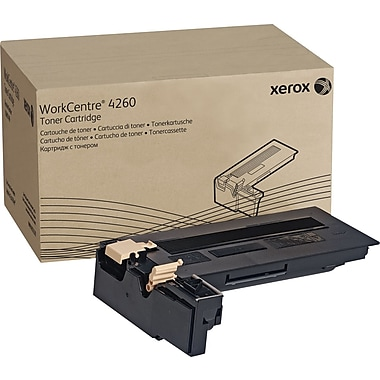 Xerox® – Cartouche de toner noire 106R01409