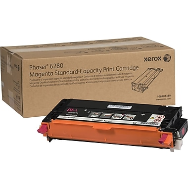 Xerox Phaser 6280 Magenta Toner Cartridge (106R01389)