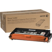 Xerox Phaser 6280 Black Toner Cartridge (106R01391)