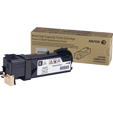 Xerox Phaser 6128MFP Black Toner Cartridge (106R01455)