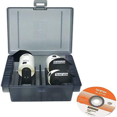Brother QL-KIT100 Get Inspired Kit for QL Label Printers